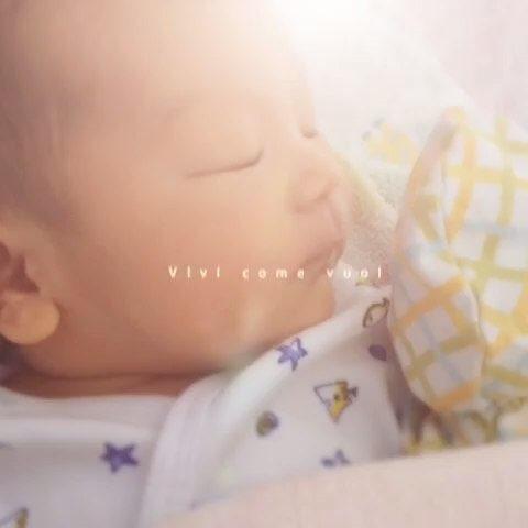 小孩困的图片可爱