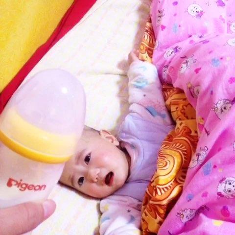 小孩晚安图片可爱图片