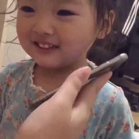 宝宝##权律二#各位晚安啦00么么哒00 - 韩国童星
