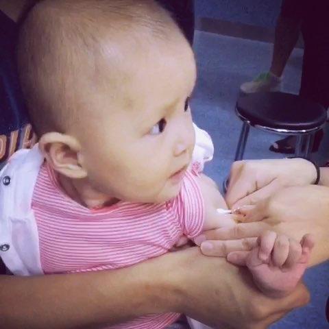 婴儿针怎么用图解