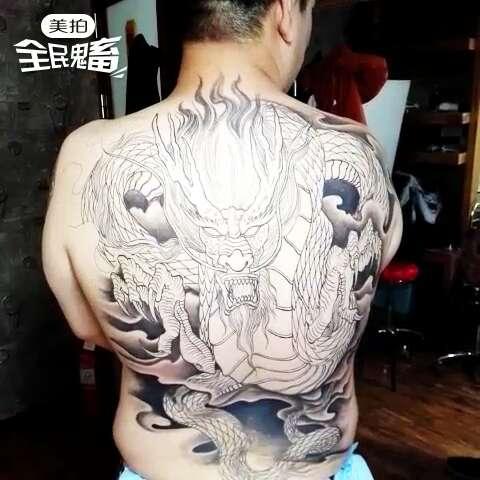 济南佛魔堂纹身